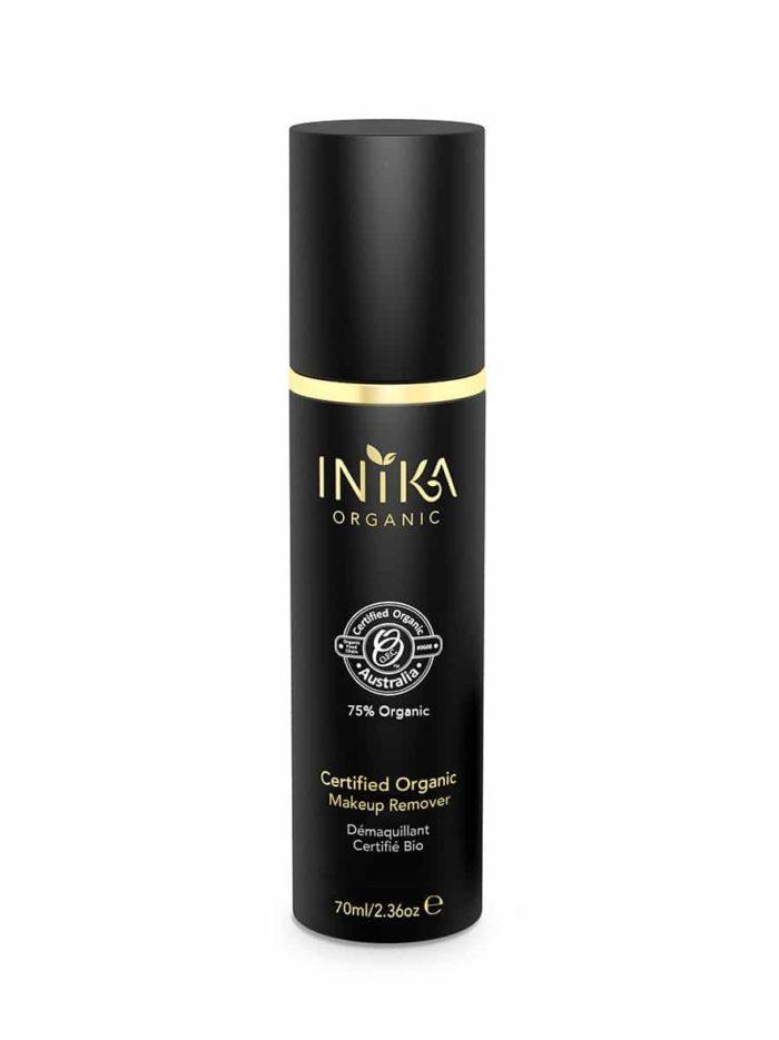 INIKA Certified Organic Makeup Remover Lid On 70ml