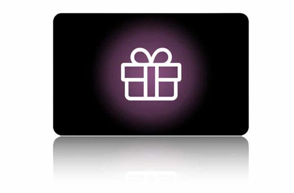 Set amount Gift Voucher